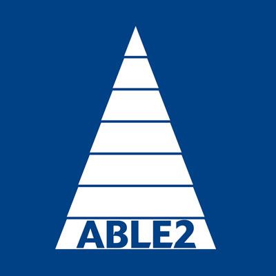 Able 2 Physio Logo